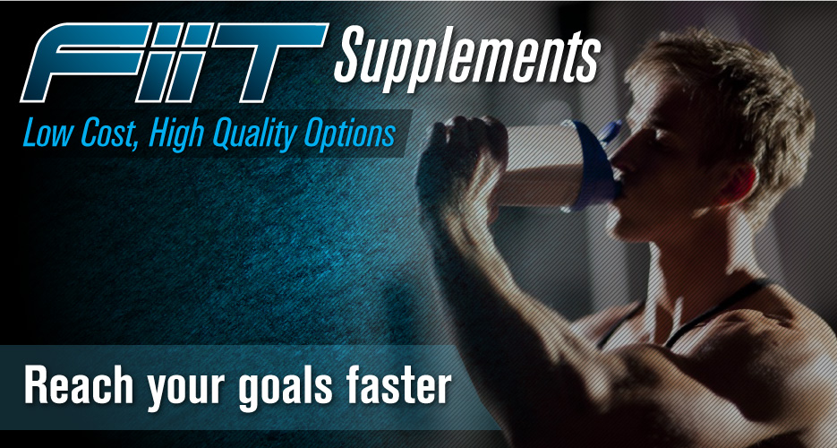 FiiT-Supplements