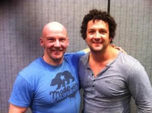 Brett and Rob King